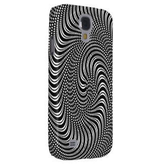 Abstract art pattern Samsung Galaxy S4 case