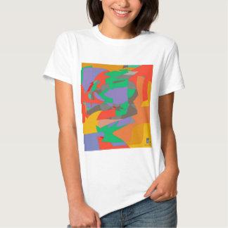 Abstrato 1 camiseta