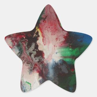 Abstrato Adesito Estrela