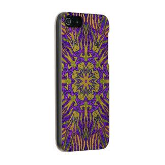 Abstrato animal do impressão capa incipio feather® shine para iPhone 5