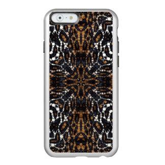Abstrato animal do impressão capa incipio feather® shine para iPhone 6