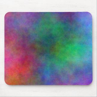 Abstrato colorido mouse pad