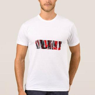Abstrato corajoso t-shirt
