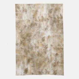 Abstrato da antiguidade do ouro toalha