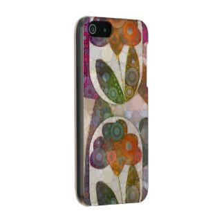 Abstrato da flor capa incipio feather® shine para iPhone 5