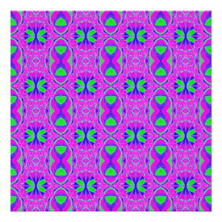 abstrato do padrão impressão