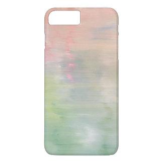 Abstrato do Pastel mim capa de telefone