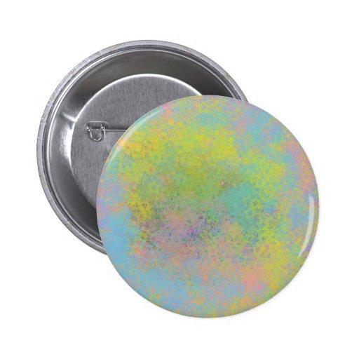 Abstrato impressionista do design das belas artes boton