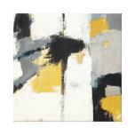Abstrato moderno impressão de canvas esticada