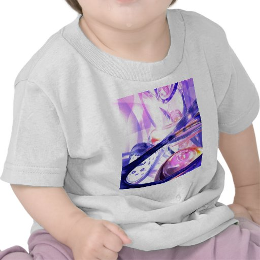 Abstrato Mystically fenomenal Camisetas