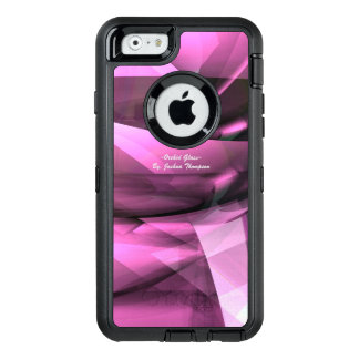 Abstrato OtterBox Case2 do vidro da orquídea