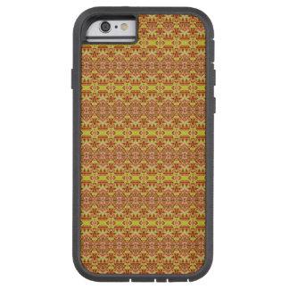 Abstrato projetado - capa de telefone capa iPhone 6 tough xtreme