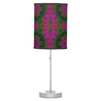 Abstrato verde fluorescente do rosa
