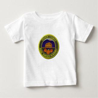 Academia da guarda florestal do Condado de Orange Camiseta Para Bebê
