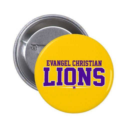 Academia do cristão do Evangel; Leões Boton