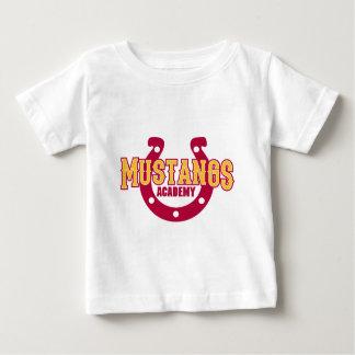 Academia do mustang t-shirts