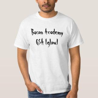 Academia GSA do bacon Camiseta