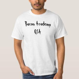 Academia GSA do bacon Tshirts