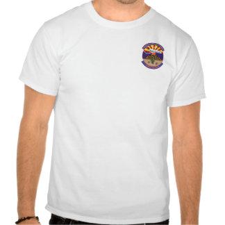 Academia regional da linha aérea camiseta