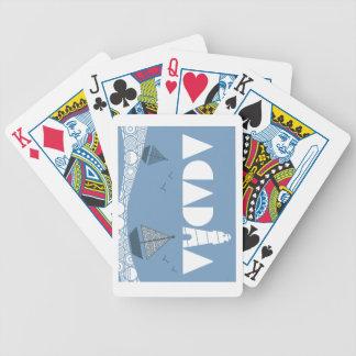 Acadia Baralhos De Pôquer