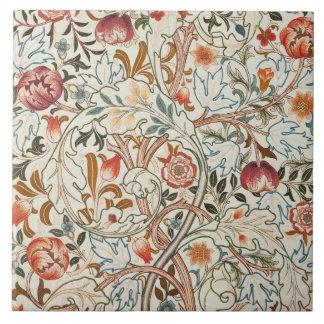Acanthus 1890 de William Morris do vintage