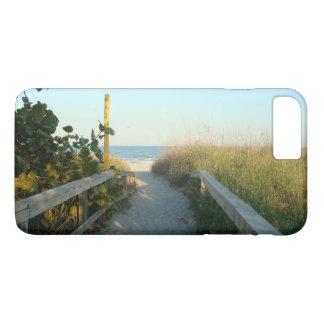 Acesso da praia capa iPhone 7 plus