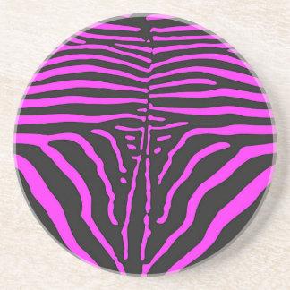 Acessórios pretos cor-de-rosa novos do impressão d porta copo