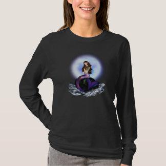 Acredite a sereia para camisetas escuras