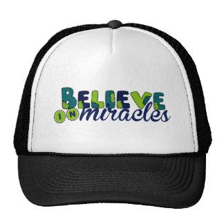 Acredite nos milagre boné