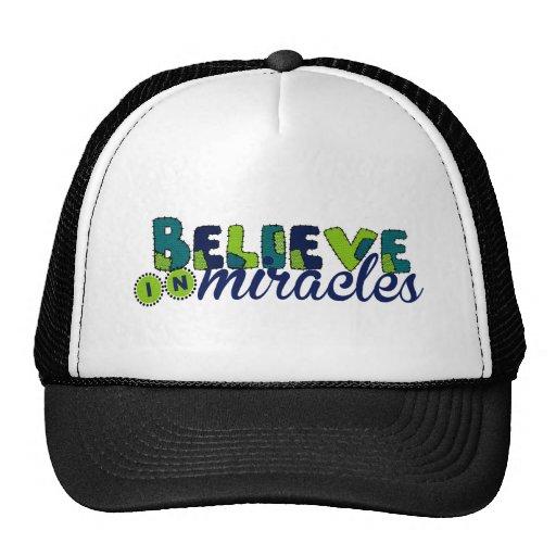 Acredite nos milagre bone