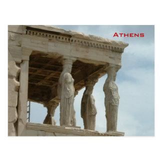 Acrópole - Atenas Cartão Postal