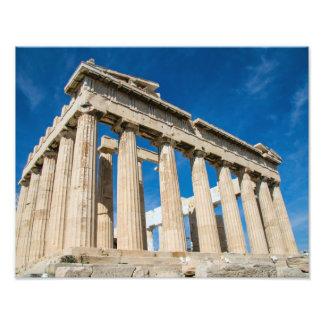 Acrópole, Atenas - impressão da foto Impressão De Foto