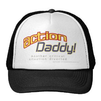 ActionDaddy!: Uma outra situação crítica desviada Boné
