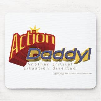 ActionDaddy!: Uma outra situação crítica desviada Mouse Pad
