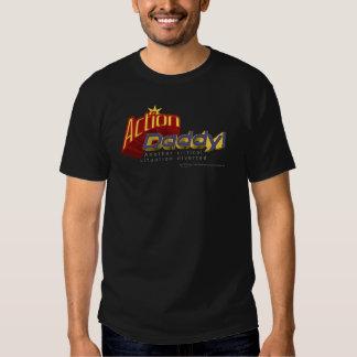 ActionDaddy!: Uma outra situação crítica desviada T-shirts