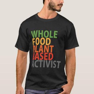 Activista de WFPB - camisa de t