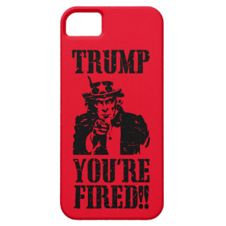 Acuse Donald Trump Capa Barely There Para iPhone 5