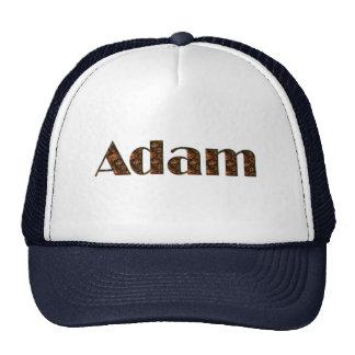 ADAM Nome-Marcou o boné personalizado da forma