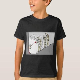 Adaptação da ficção científica camiseta