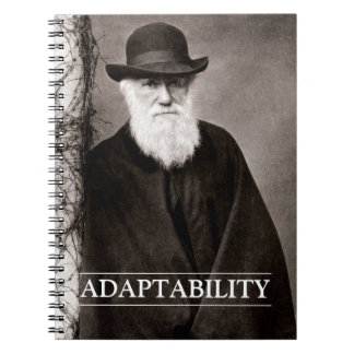 Adaptação de Darwin Cadernos Espiral