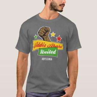 Addis Ababa uniu-se Camiseta