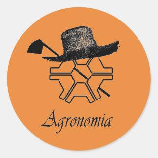 Adesivo Agronomia