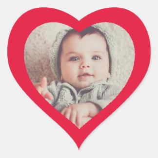 Adesivo Coração Coração engraçado bonito feito sob encomenda