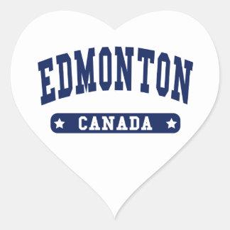 Adesivo Coração Edmonton