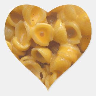 Adesivo Coração escudos e queijo