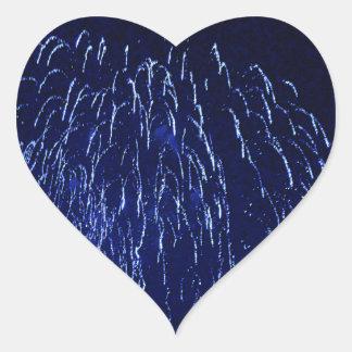 Adesivo Coração exposição subtil roxa e preta dos