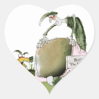 Adesivo Coração fabricante da salsicha de yorkshire do amor