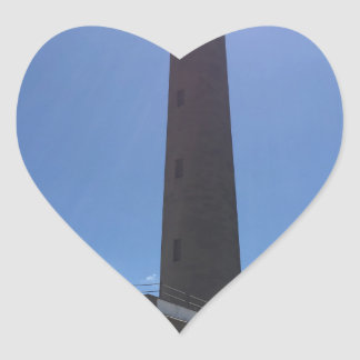 Adesivo Coração Farol de Malaga
