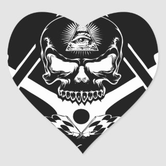 Adesivo Coração Freemason-Widows-Sons-Masonic-Hotrod-Logo-20160407