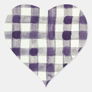 Adesivo Coração Guingão